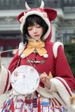 Bullish~ Lolita Autumn and Winter Coat-Pre-order