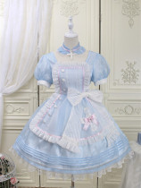 Alice Girl ~Sweetheart Rescue Team Lolita OP -Pre-order