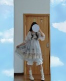 Sweet Cotton Ruffles Lolita Bloomers  Average Size 60cm&70cm&80cm - In Stock