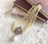 Miss Point ~ Elizabeth ~ Elegant Lolita Accessories -Pre-order