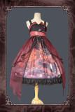 Infanta ~Rosefinch Qi Lolita Jumper -Pre-order