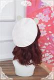Pink Up ~Panda 4.0 ~Qi Lolita Headdress -Pre-order