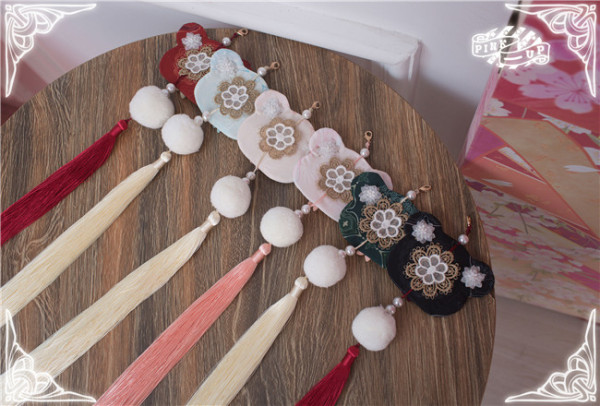 Pink Up ~Panda 4.0 ~Qi Lolita Accessories