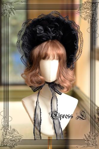 Elpress L ~ Paradise Kiss Soft Bridal Lolita Accessories -Pre-order
