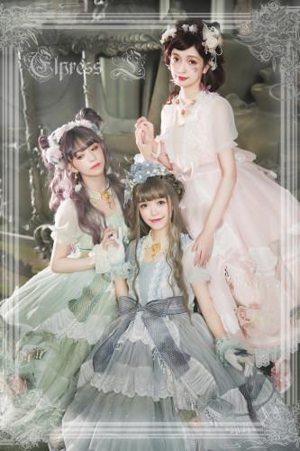 Elpress L ~Back to Versailles Lolita OP 2019 -Pre-order