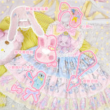 Dolls Party ~The Rainbow Circus 2.0~ Sweet Lolita Accessories -Pre-order