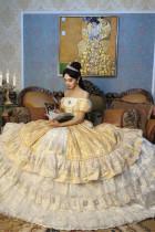 Sissi Promise Anniversay Reward OP Fullset/Luxury Underskirt  - Pre-order
