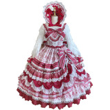 Elpress L ~Christmas G Elegant Lolita JSK -Ready Made