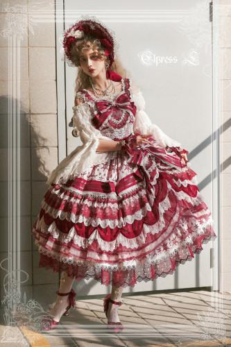 Elpress L ~Christmas G Elegant Lolita JSK -Pre-order