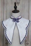 NyaNya Lolita Boutique ~Over the Sea the Moon Shines Bright Lolita Collar -Pre-order