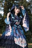 Fantasy Dream In Spring Sakura Embroidery Lolita JSK Fullset -Pre-order