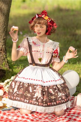 Miss Point ~The Tailor Rabbit Lolita Apron