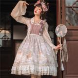 Magic Tea Party ~Treading On Grass Daily wear Qi Lolita JSK Version I