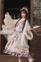 Magic Tea Party ~Treading On Grass Lolita OP -Pre-order