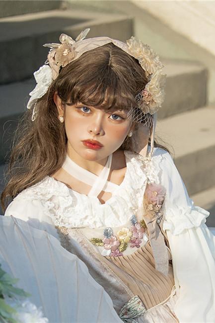 Magic Tea Party ~Treading On Grass Lolita Accessories -Pre-order