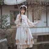 Magic Tea Party ~Treading On Grass Lolita OP