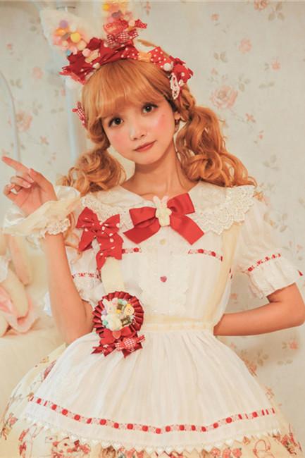 Miss Point ~The Tailor Rabbit Lolita Accessories
