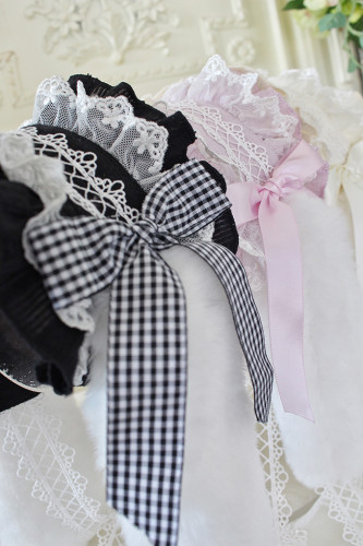 Alice Girl ~Alice~ Lace Bow Lolita Accessories  - Pre-order