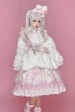 Diamond Honey Poodle Hime Sleeves Lolita OP -Pre-order