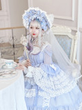 Diamond Honey Elegant Lace Lolita OP -Pre-order