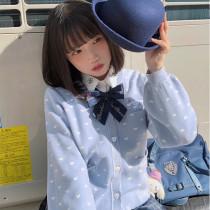 Sweet Hearts Cardigan Kyouko and Sanrio Collaboration Works