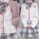Early Spring Sweet Cardigan by Kyouko and Sanrio Collaboration