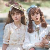 Miss Point ~Margaret Cotton Lolita Blouse -Pre-order