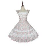 Magic Tea Party Daily Wear Lolita JSK -Pre-order