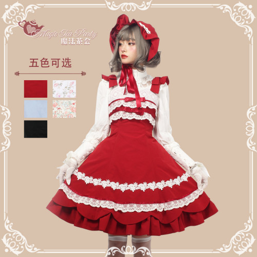 Magic Tea Party Daily Wear Lolita JSK -Pre-order