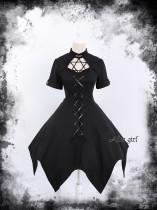 Alice Girl ~Hexagram Gothic Lolita OP -Pre-order