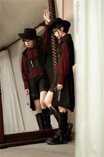 Princess Chronicles ~Bright Moon Vintage Lolita Short Pants -Pre-order