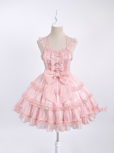 Alice Girl ~The Young Girls' Party Sweet Lolita JSK -Pre-order
