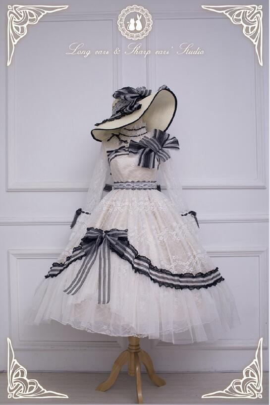Long Ears and Sharp Ears ~My Fair Lady Lolita Set -Pre-order