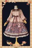 Infanta ~Alice in the Dark Forest Lolita OP -Pre-order