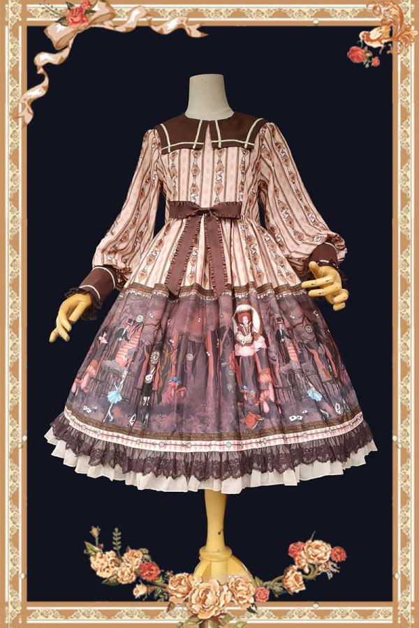 Infanta ~Alice in the Dark Forest Lolita OP -Pre-order
