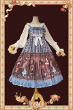 Infanta ~Alice in the Dark Forest Lolita JSK -Pre-order