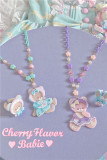 CCat Rainbow Doll House Sweet Lolita Accessories-Pre-order