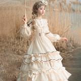 The Shepherdess Classic Lolita OP 2 Wear Ways