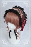 Neverland Lolita ~Ode to Rococo~ Lolita JSK with Detachable Overlay - In Stock