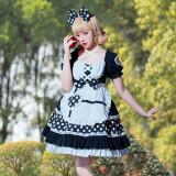 Love Blackberry Sweet Lolita OP