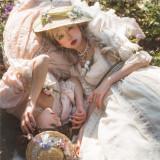 Miss Point ~ Salley Garden 2.0 Empire Dailywear Lolita OP -Custom Tailor