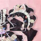 Cream Cake Kimono Style Lolita Accessories -Ready Made