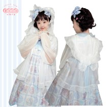 Summer Smoothie ~Bunny Ear Lolita Short Jacket -Pre-order
