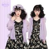 Summer Smoothie ~Bunny Ear Lolita Short Jacket -Pre-order