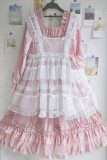 Little Dipper ~Beyond The Clouds Lolita Surface Layer Dress/Overlay -Pre-order