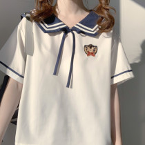 Cruise Bear Summer Sailor T-shirt