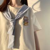 Clever Bear Short Sleeves T-shirt