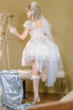 Alice Girl ~Hymns of Spring Lolita Accessories -Pre-order