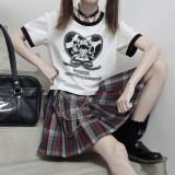 Lucky Girl Short Sleeves T-shirt