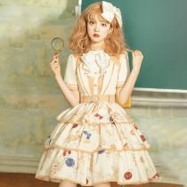 Bunny Astronaut Sweet Lolita OP